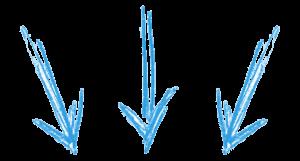 felchas azules