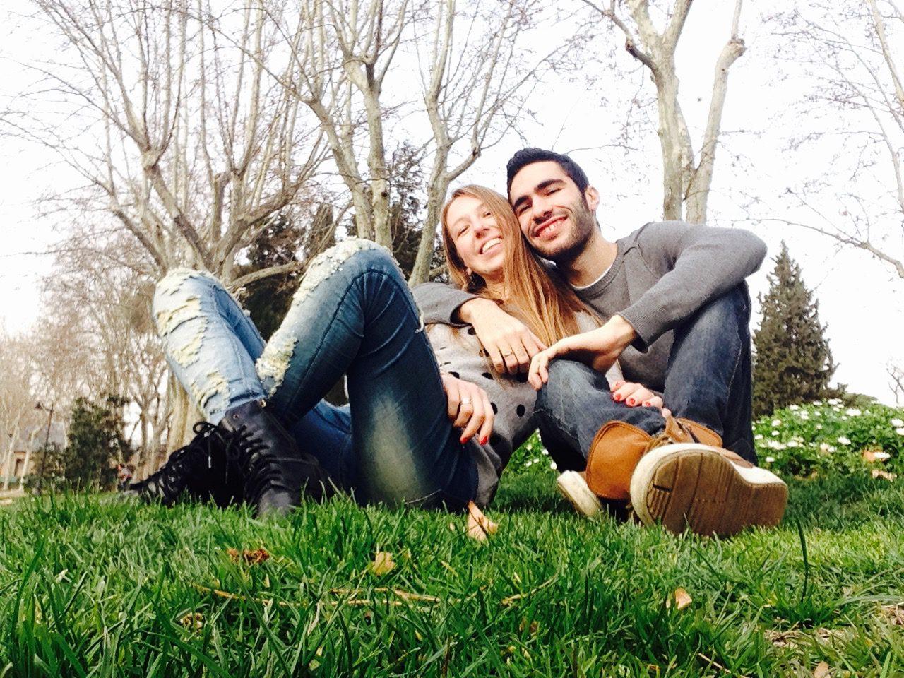 Alex y Yana